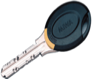 UCHIWA Mansion Sensor Key